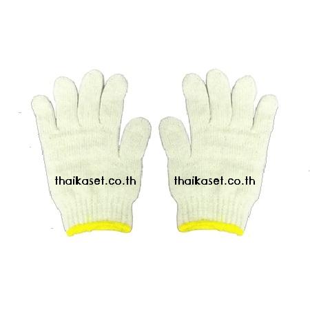 ถุงมือผ้า ถุงมือทำสวน ถุงมือช่าง แบบหนาพิเศษ